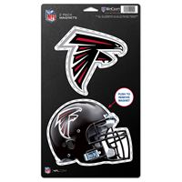 "Picture of Atlanta Falcons 2 Pack Magnets 5"" x 9"""