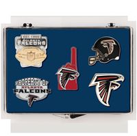 Picture of Atlanta Falcons 5 pc Pin Set