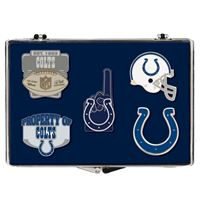 Picture of Indianapolis Colts 5 pc Pin Set