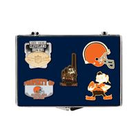 Picture of Cleveland Browns 5 pc Pin Set