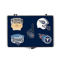 Picture of Tennessee Titans 5 pc Pin Set
