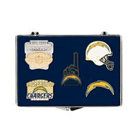 Picture of San Diego Chargers 5 pc Pin Set