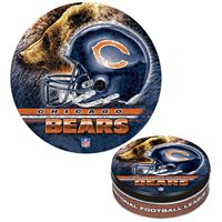 Picture of Chicago Bears Puzzle tin