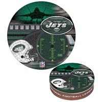 Picture of New York Jets Puzzle tin
