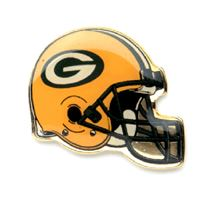 Picture of Green Bay Packers Plated Pins Clamshell
