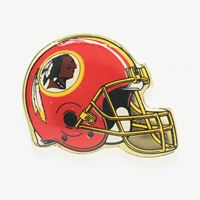 Picture of Washington Redskins Plated Pins Clamshell