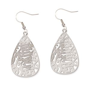 Picture of Cleveland Browns Filigree Earrings