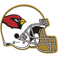 Picture of Arizona Cardinals Plated Pins Bulk
