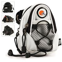 Picture of Cleveland Browns Mini Day Pack White