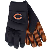 Picture of Chicago Bears Adult Work Gloves