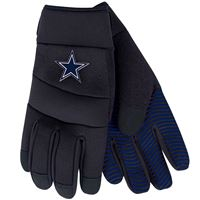 Picture of Dallas Cowboys Adult Work Gloves