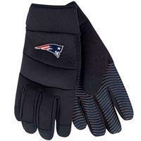 Picture of New England Patriots Adult Work Gloves