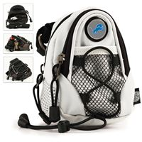 Picture of Detroit Lions Mini Day Pack White
