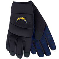 Picture of San Diego Chargers Adult Work Gloves