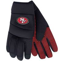 Picture of San Francisco 49ers Adult Work Gloves