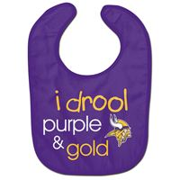 Picture of Minnesota Vikings All Pro Baby Bib