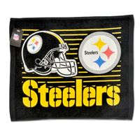 "Picture of Pittsburgh Steelers Rally Towel 15"" x 18"""