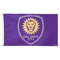 Picture of Orlando City SC Flag - Deluxe 3' X 5'