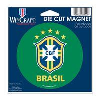 "Picture of CBF Brasil Die Cut Magnet 45"" x 6"""