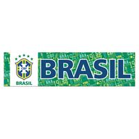 """Picture of CBF Brasil Bumper Strip 3"""" x 12"""""""