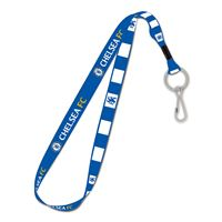 """Picture of Chelsea FC Lanyard 3/4"""""""