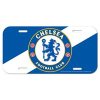 Picture of Chelsea FC License Plate