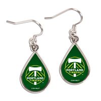 Picture of Portland Timbers Earrings Jewelry Carded Tear Drop