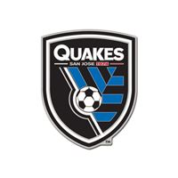 Picture of San Jose Earthquakes Collector Pin Jewelry Card