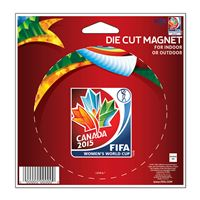 """Picture of Women's World Cup Generic Die Cut Magnet 45"""" x 6"""""""