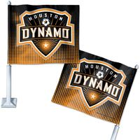 "Picture of Houston Dynamo Car Flag 1175"" x 14"""