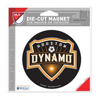 "Picture of Houston Dynamo Die Cut Magnet 45"" x 6"""