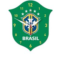 Picture of CBF Brasil High Def Plaque Clock