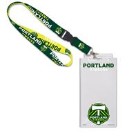 Picture of Portland Timbers Credential Holder w/Lanyard