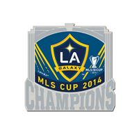Picture of Los Angeles Galaxy Collector Pin Jewelry Card