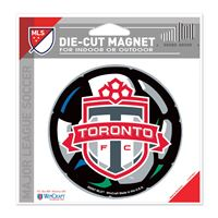 "Picture of Toronto FC Die Cut Magnet 45"" x 6"""