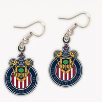 Picture of MLS Chivas USA Earrings Clamshell
