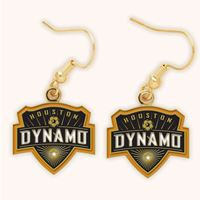 Picture of Houston Dynamo Earrings Clamshell