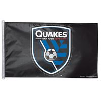 Picture of San Jose Earthquakes Flag - Team 3' X 5'