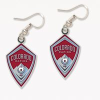 Picture of Colorado Rapids Earrings Jewelry Card