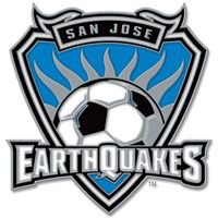 Picture of San Jose Earthquakes Collector Pin Clamshell