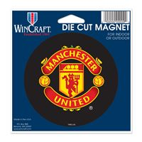 """Picture of Manchester United Die Cut Magnet 45"""" x 6"""""""