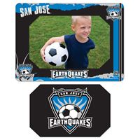 Picture of San Jose Earthquakes Frame Magnet