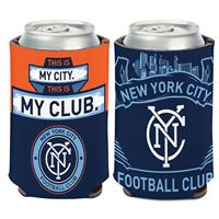 Picture of New York City FC Can Cooler 12 oz