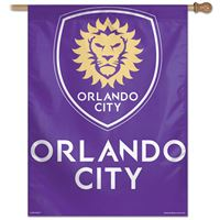 "Picture of Orlando City SC Vertical Flag 27"" x 37"""
