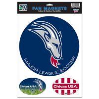 "Picture of MLS Chivas USA Car/Fan Magnet 115"" x 17"""