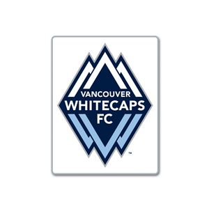 Picture of Vancouver Whitecaps FC Brass Pin Jewelry Card