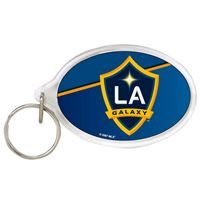 Picture of Los Angeles Galaxy Acrylic Key Ring Oval