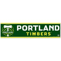 "Picture of Portland Timbers Bumper Strip 3"" x 12"""
