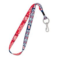 Picture of New England Revolution Lanyard 3/4""