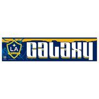 "Picture of Los Angeles Galaxy Bumper Strip 3"" x 12"""